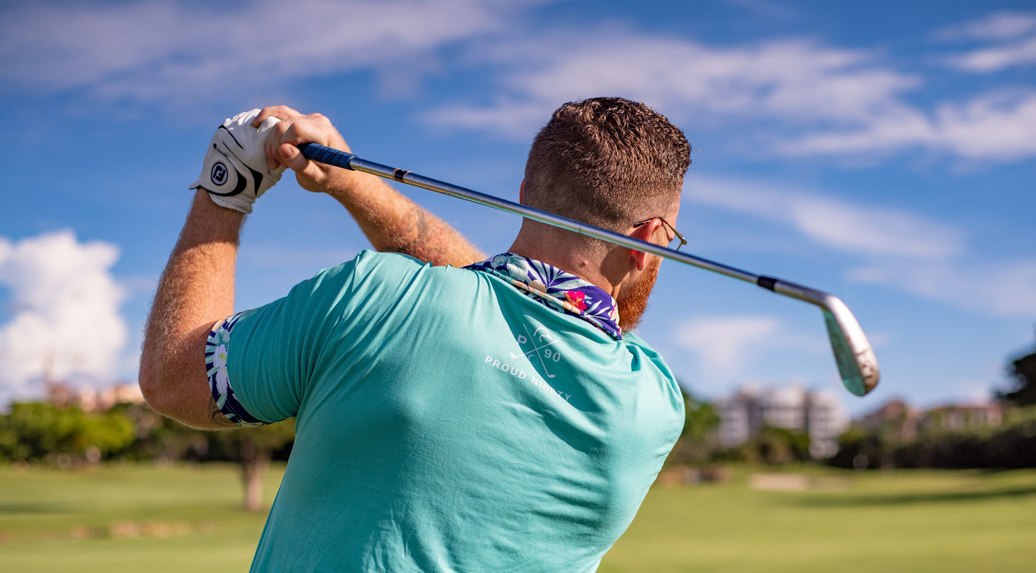 TIPS FOR THE MATURE AGE GOLFER – THINGS TO AVOID